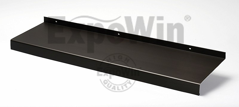 Aluminium rebord de fenêtre ral 7016 Anthrazitgrau 240 mm déchargés extérieur fenêtre en tôle