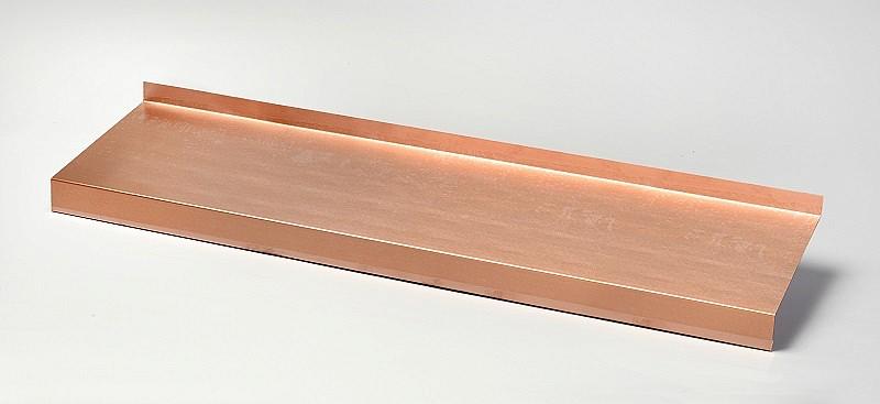 Kupferfensterbänke | Innenfensterbänke und Außenfensterbänke ONLINE