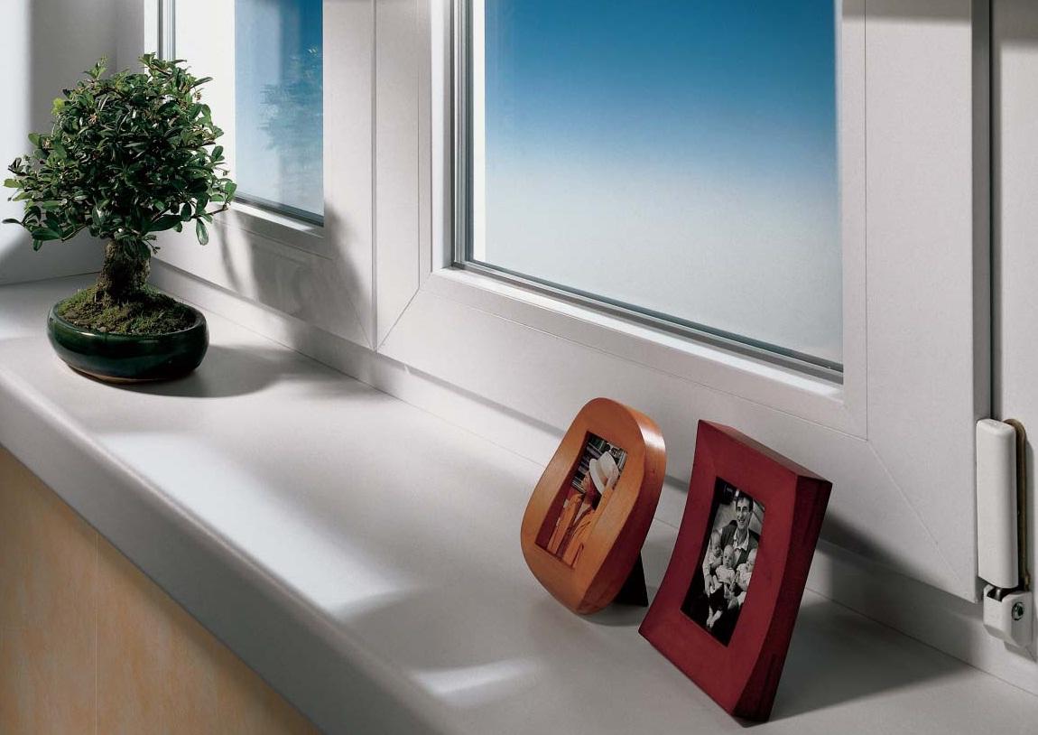Kunststofffensterbänke Deceuninck / INOUTIC | Innenfensterbänke und ...
