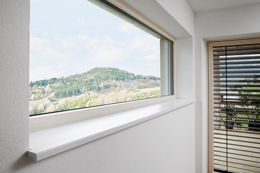 Gussmarmor Fensterbänke PURITAMO | Innenfensterbänke und ...