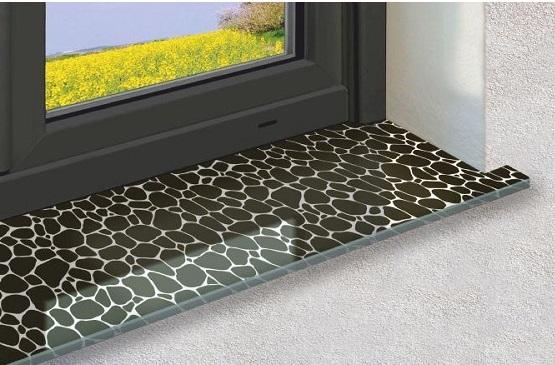 Fensterbänke aus Glas | Innenfensterbänke und Außenfensterbänke ONLINE